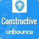 Constructive - Contractors Unbounce Landing Page - ThemeForest Item for Sale