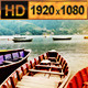 Boats on Phewa Lake in Nepal - VideoHive Item for Sale