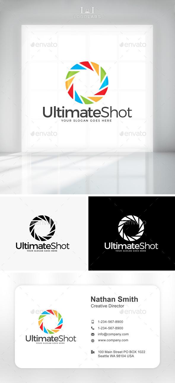 Ultimate Shot Logo