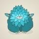 Cartoon Blue Monster - GraphicRiver Item for Sale