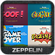 Cartoon Text Effects - GraphicRiver Item for Sale