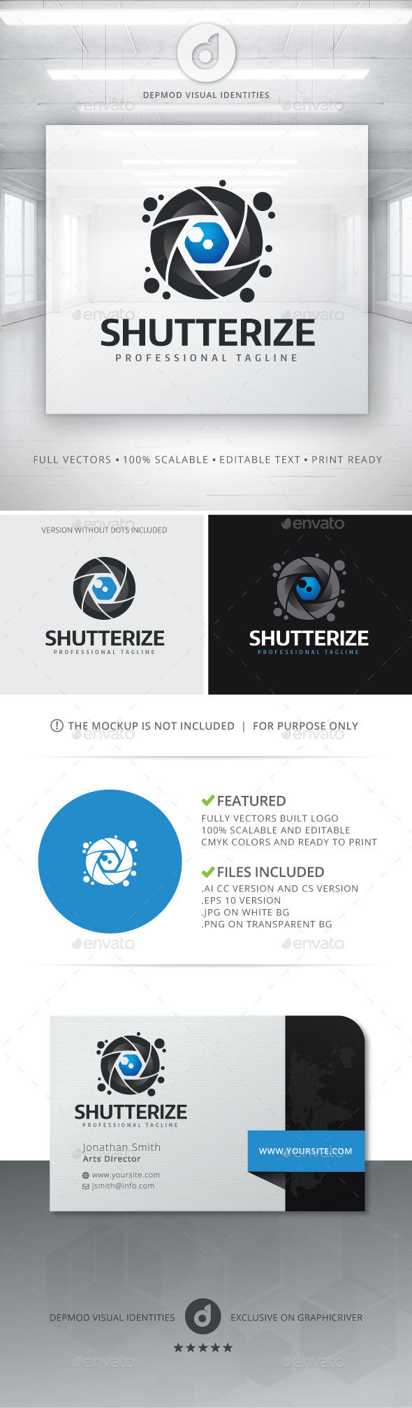 Shutterize Logo