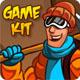 Rock Climber slot game kit - GraphicRiver Item for Sale