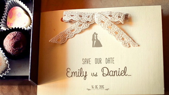 Wedding Invitation Card After Effects