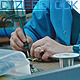 Soldering New Microchips Onto Circuit Board - VideoHive Item for Sale