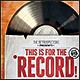 Vintage Vinyl - Flyer & Poster - GraphicRiver Item for Sale