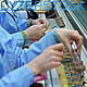 Worker Hands Manufacturing Production in Factory - VideoHive Item for Sale