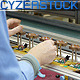 Women In Chip Factory Assembling Circuit Boards - VideoHive Item for Sale