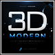 Modern 3D Text Effects GO.7 - GraphicRiver Item for Sale