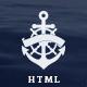 Yacht - Marine HTML 5 Template - ThemeForest Item for Sale