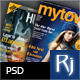 My Magazine Cover Templates - GraphicRiver Item for Sale