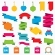 Sale Bag Tag Icons - GraphicRiver Item for Sale