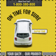 Cab Taxi Service Flyer or Poster - GraphicRiver Item for Sale