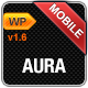 Aura Premium Mobile Theme