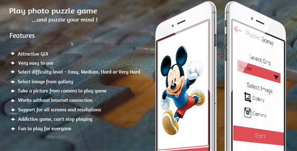 Photo Puzzle - IOS Download