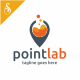 Point Lab Logo - GraphicRiver Item for Sale