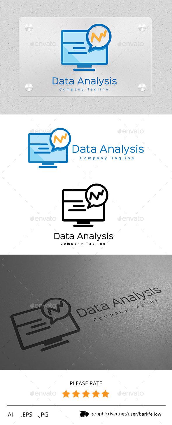 Data Analysis Monitor Logo