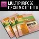Square Modern Brochure / Catalog Template - GraphicRiver Item for Sale