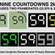 Nine Countdowns 2k - VideoHive Item for Sale