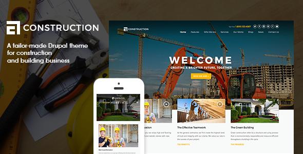 Construction - Construction, Building Business