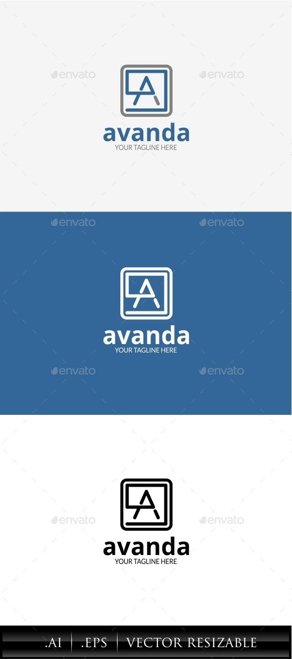 Avanda - Letter A Logo