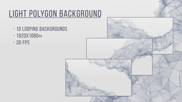 Polygon Video Effects & Stock Videos from VideoHive
