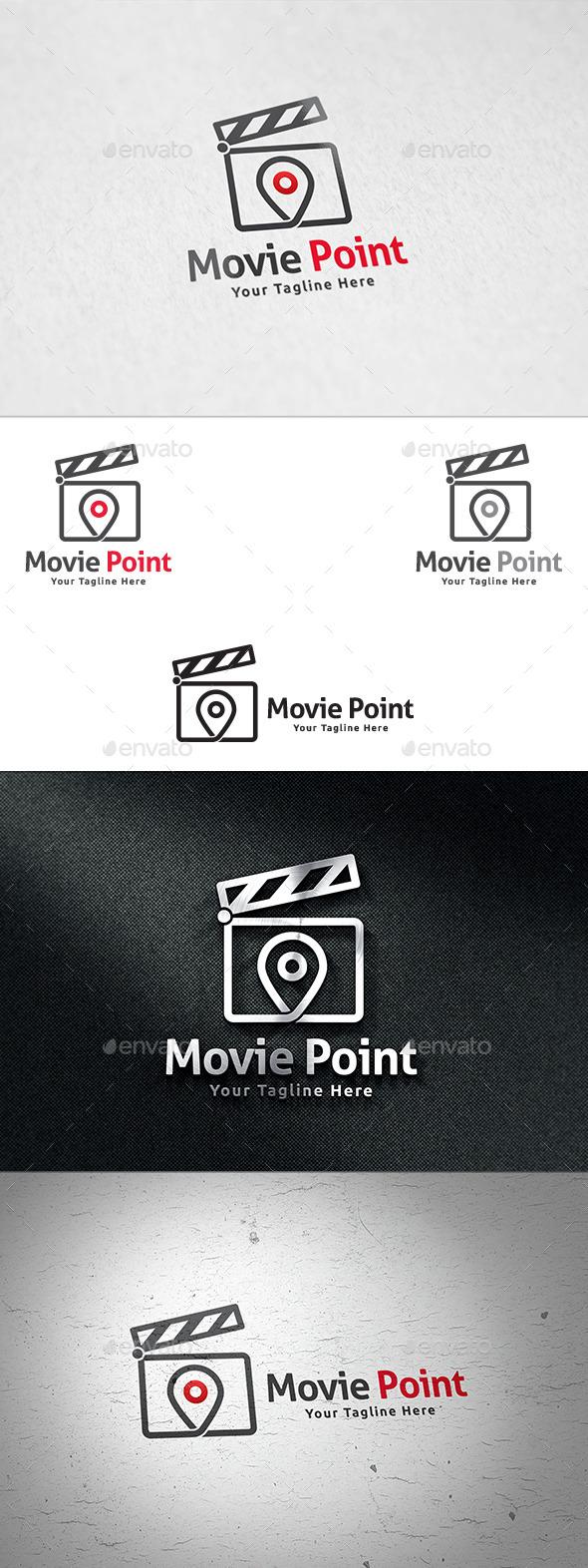 Movie Point - Logo Template