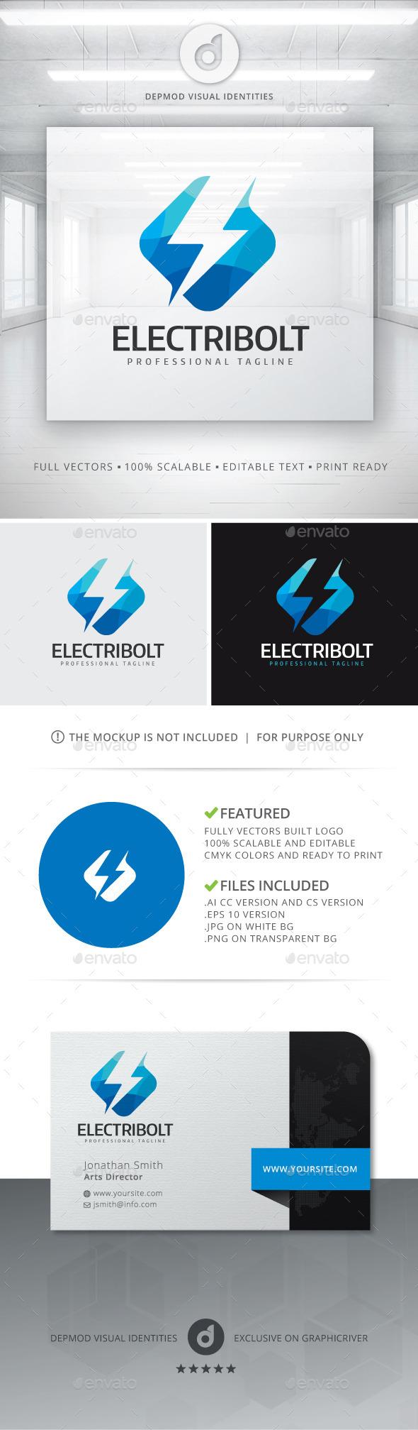 ElectriBolt Logo