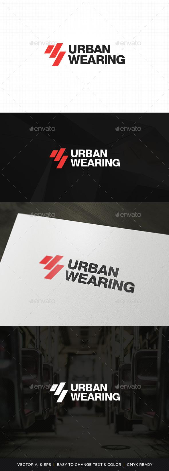 Urban Wearing Logo