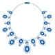Diamond Necklace - GraphicRiver Item for Sale