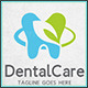 Dental Care - Logo Template - GraphicRiver Item for Sale