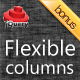 FlexibleColumns - jQuery plugin - CodeCanyon Item for Sale