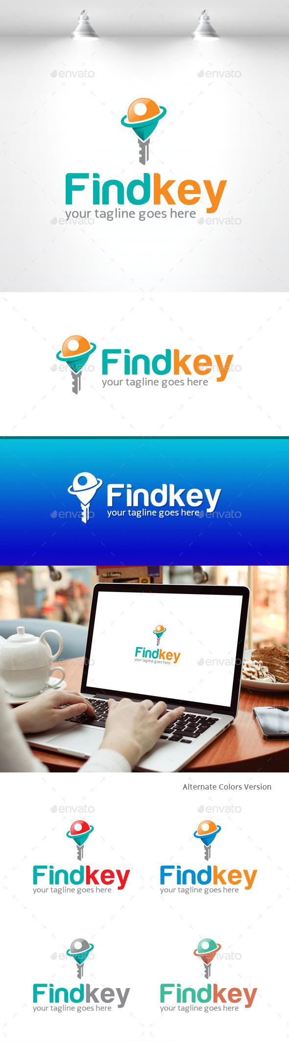 Find Your Key Logo