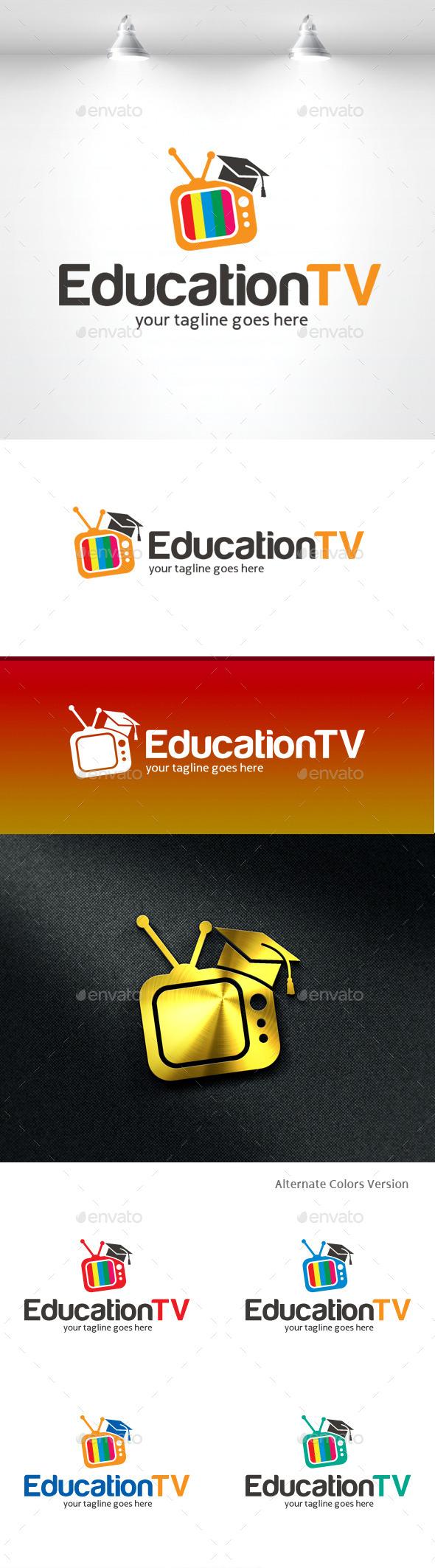 Education TV Logo