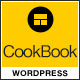 CookBook - Food Magazine Blog - ThemeForest Item for Sale