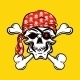 Pirate Skull - GraphicRiver Item for Sale