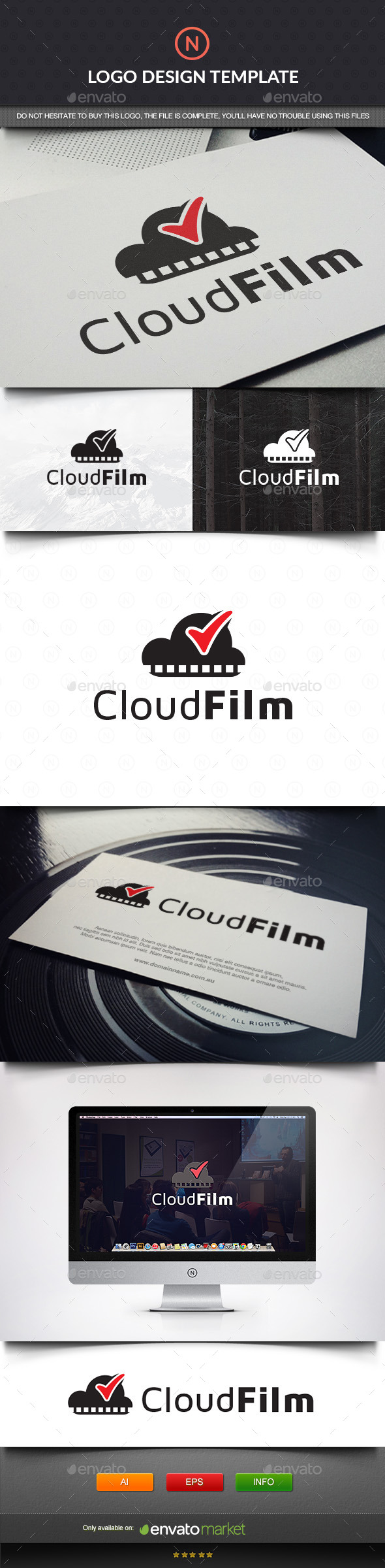 Cloud Film Check
