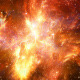 Space Nebula Flight Cosmic Background - VideoHive Item for Sale