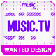 Music TV Channel Broadcast Pack - VideoHive Item for Sale