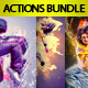 3 Most Wanted Actions Bundle - GraphicRiver Item for Sale