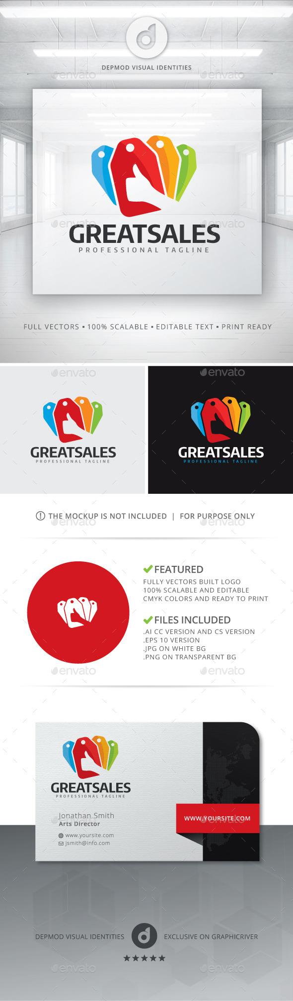 Great Sales Logo