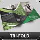 Creative Corporate Tri-Fold Brochure Vol 32 - GraphicRiver Item for Sale