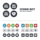 Best Wife, Husband And Friend Icons. - GraphicRiver Item for Sale