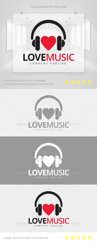 Love Music Logo