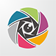 Optical Drive Logo - GraphicRiver Item for Sale