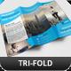 Creative Corporate Tri-Fold Brochure Vol 33 - GraphicRiver Item for Sale