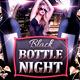Black Bottle Night - GraphicRiver Item for Sale