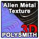 Alien Metal Texture - 3DOcean Item for Sale