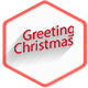 Greeting Christmas Holiday - VideoHive Item for Sale