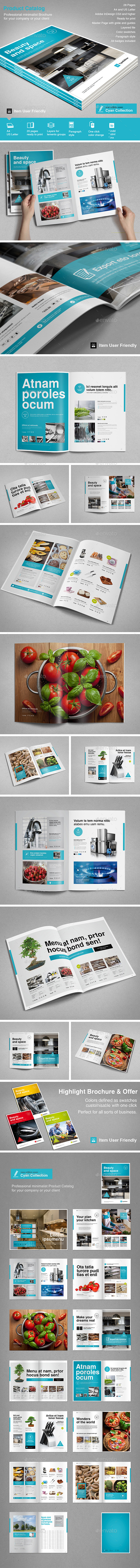 Product Catalog Templates From Graphicriver